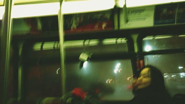 sweet face Toronto Homeward Bound Nouseforaname / All A Blur Toronto Transit Snaps