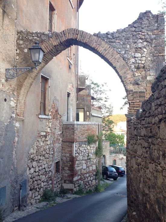 Architecture Arch History Built Structure Tourism Day No People Outdoors Landscape_Collection Landscape Travel Amelia Italy City Umbria