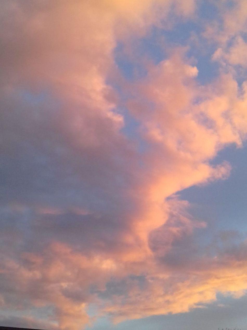 Cloudscape Dramatic Sky BackgroundsNo People Dusky Sky Multi Colored Scenics Blue Beauty In Nature