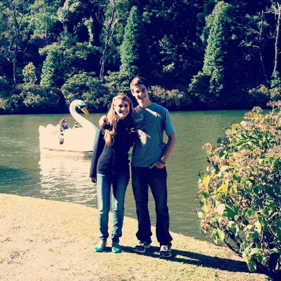 My brother Gramado Lagonegro