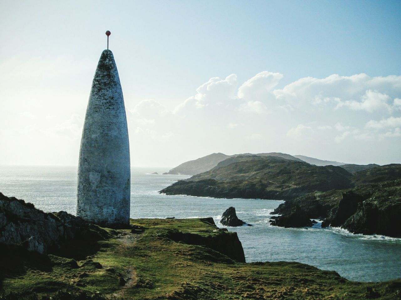 Beautiful stock photos of irland, Architecture, Baltimore Beacon, Beauty In Nature, Building Exterior