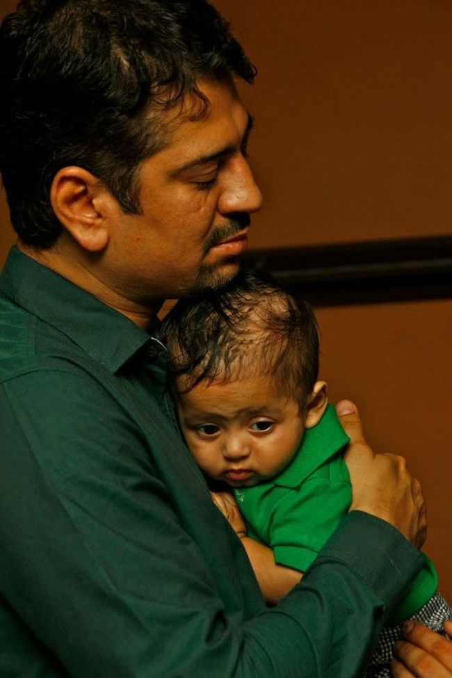 Parenting Love Father & Son Baby Sleep Son Father ModernFather Hug Comfort Peace Peaceful