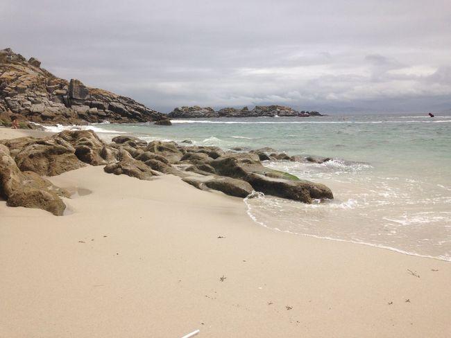 Galicia Beach Relaxing Beautiful Day Holidays Beachphotography Beach Day