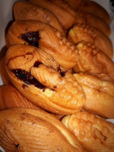 Moshi Manju (Korean Cake)