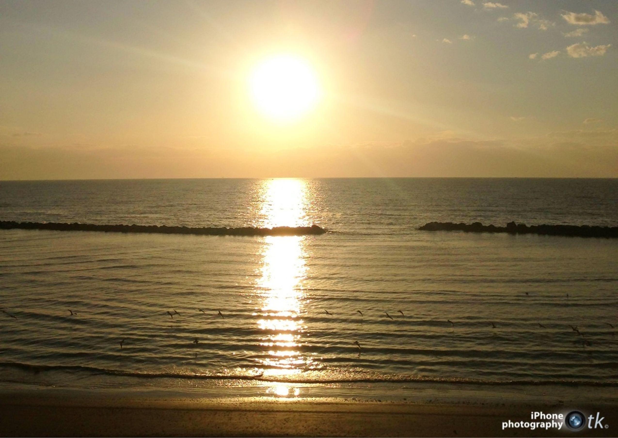 Sea Good Morning Italy Enjoying The Sun