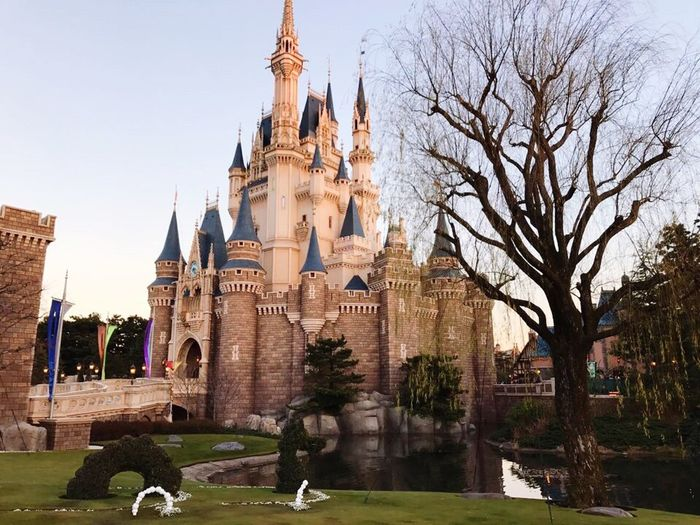 Toyko Disneyland Trip Girlfriend