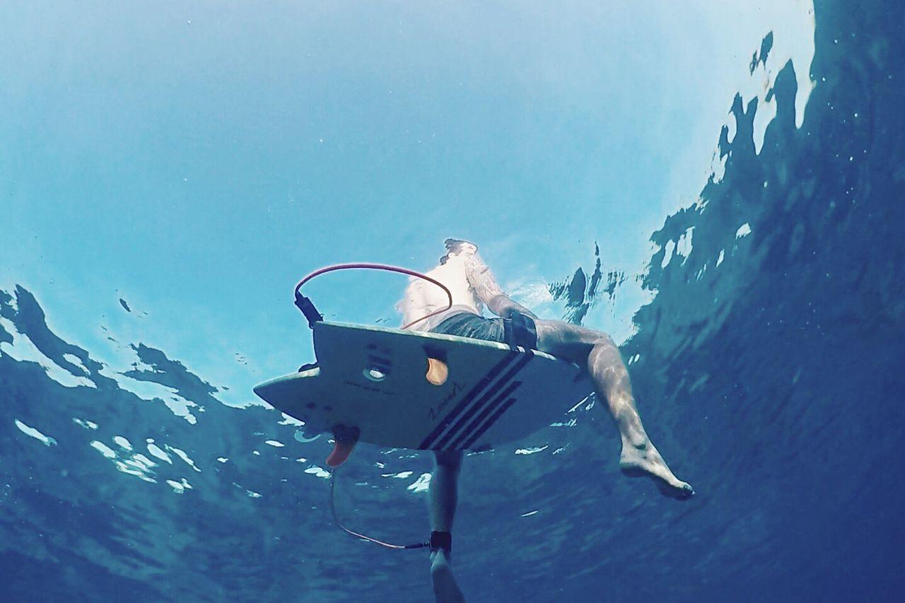 Maldives Surf Surfing Surfingphotography Underwater Sea Water