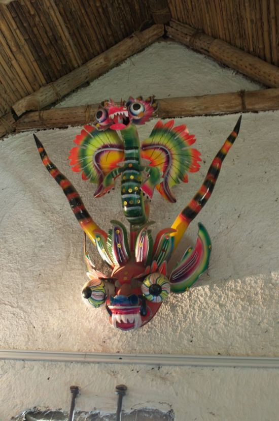 Chilean Artist Indian Artwork Indian Culture  Mapuches Mask