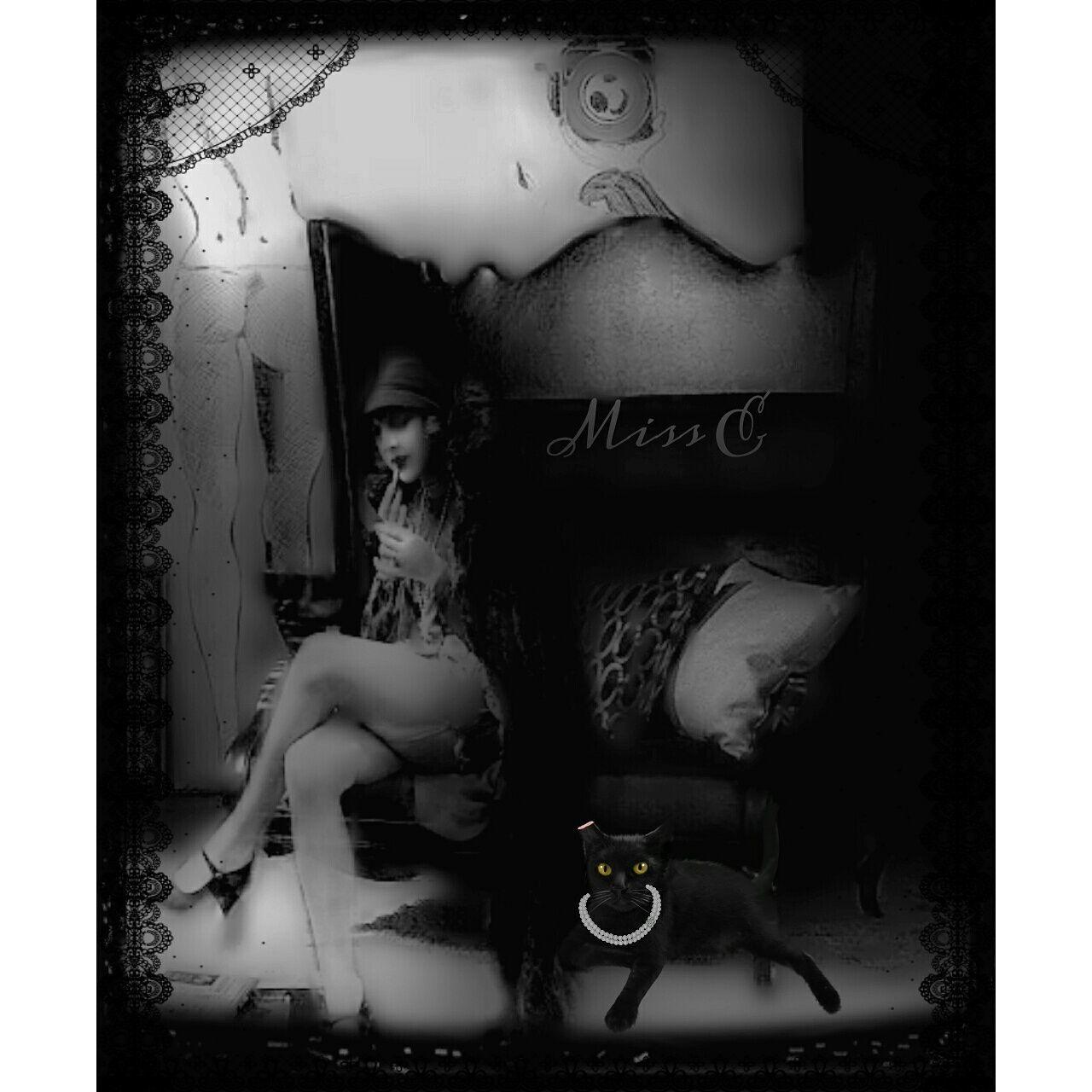 Photomanipulation Darkart Dark Portrait Digitalart  Gothic Beauty  Gothicart Goth