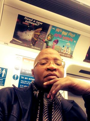 ThatsMe in City of London by Michael Anyanwu