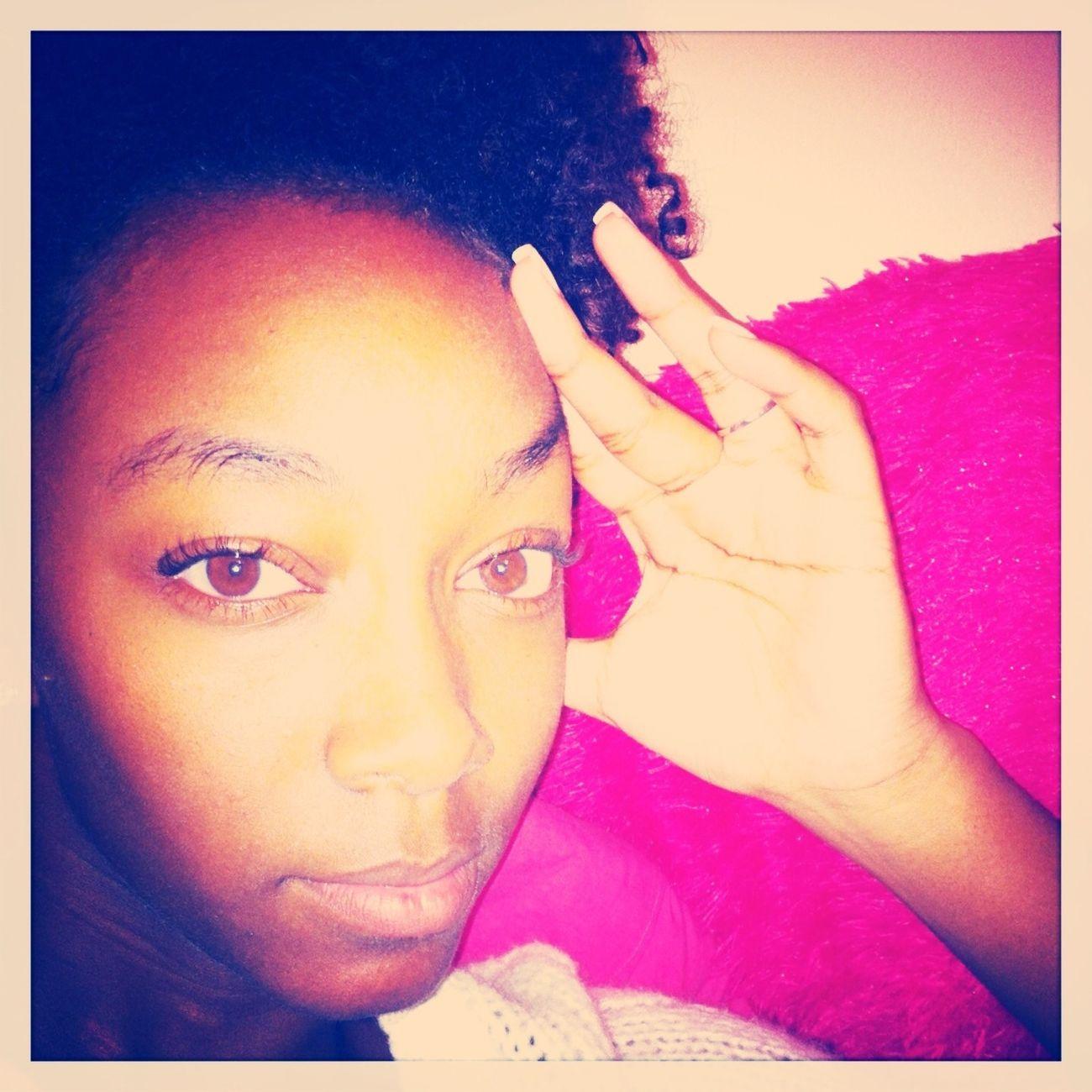 #pretty #brown #eyes