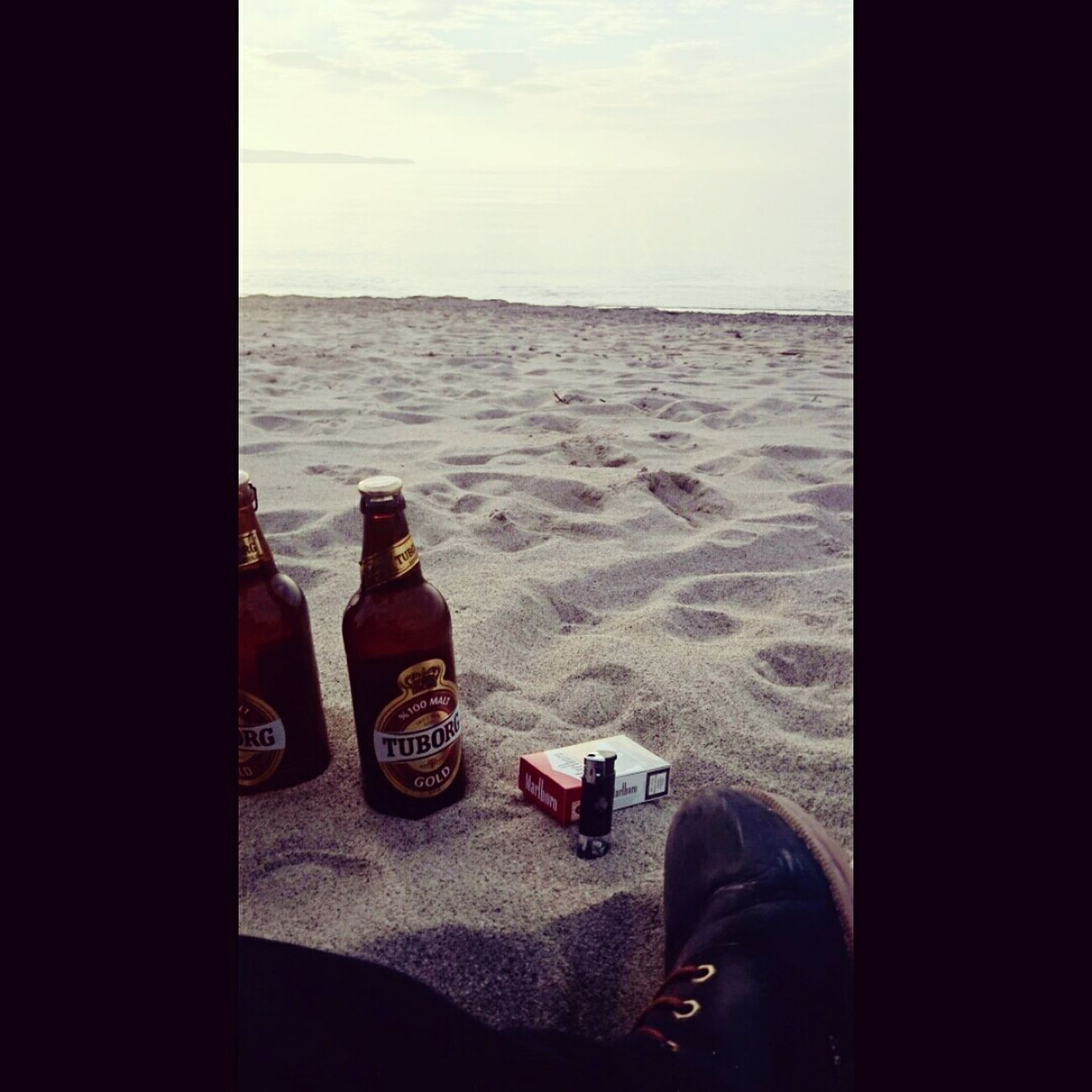 Beach Photography Beer Smoke Kills ? Sea Beach Fun ✌✌