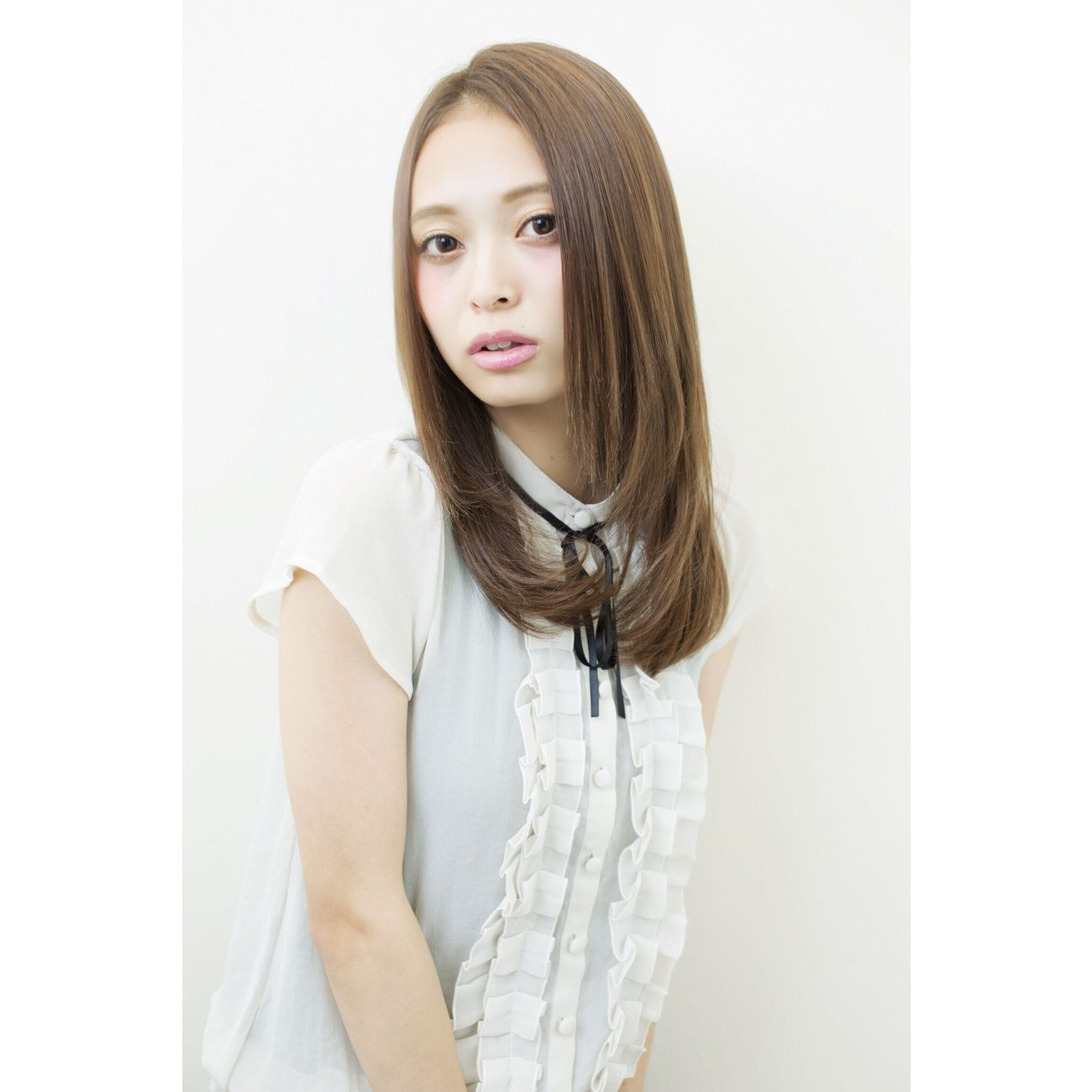 3人目ストレートスタイル 美容室 サロンモデル 箕面 Hairstyle Kokubutoshinobu Japanese Girl Japan Beauty Girl Beauty Of Nature Beauty Hair