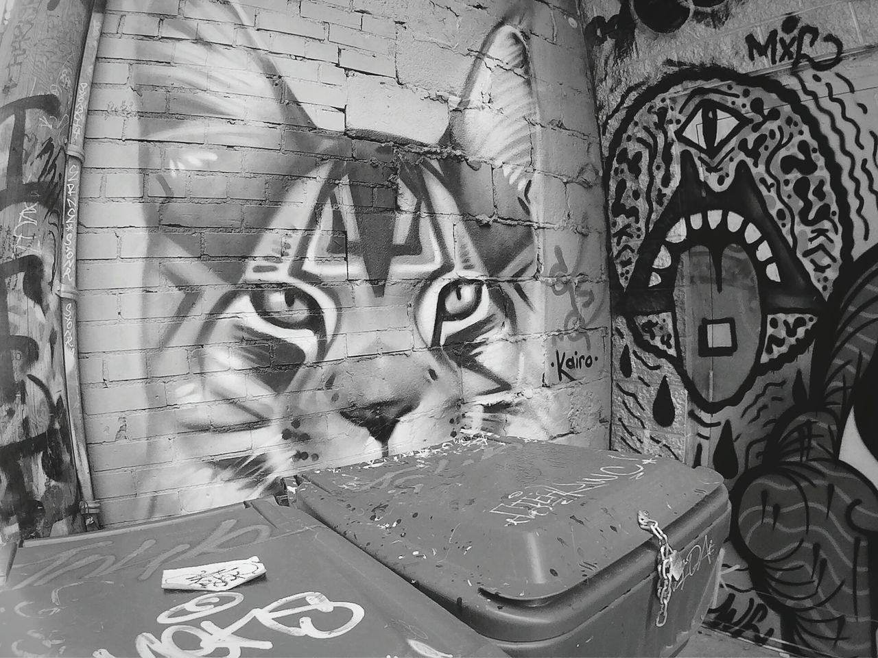 Streetart Blackandwhite First Eyeem Photo