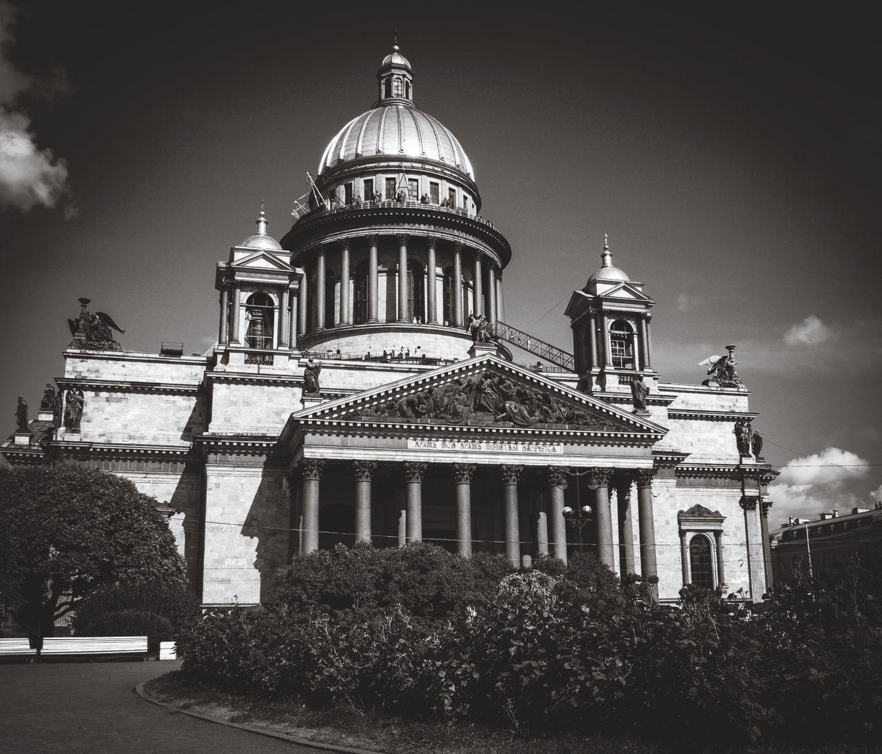 Architecture Religion Built Structure Building Exterior Dome Russia St. PETERSBURG Russia
