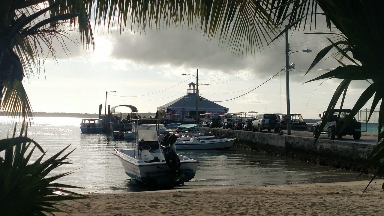 Harbour Island-Bahamas Boat Dock Pier Bahamas Beautiful Bahamas