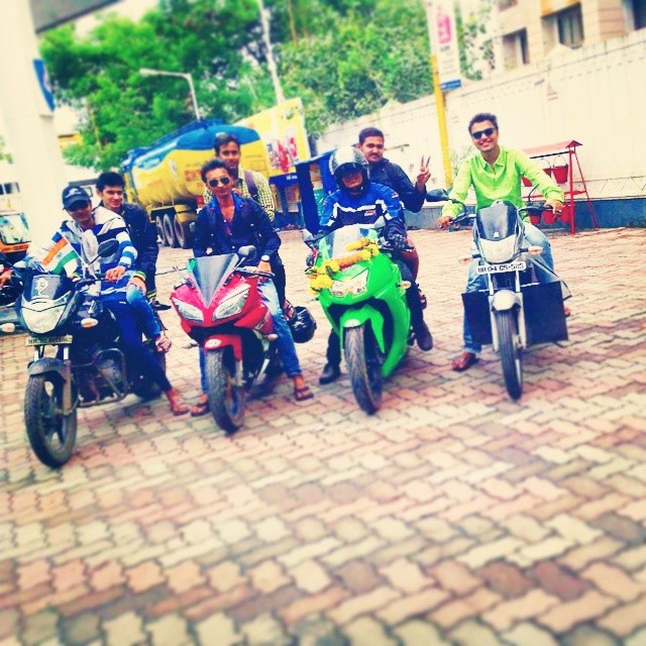 Malshej ghat Ride:)