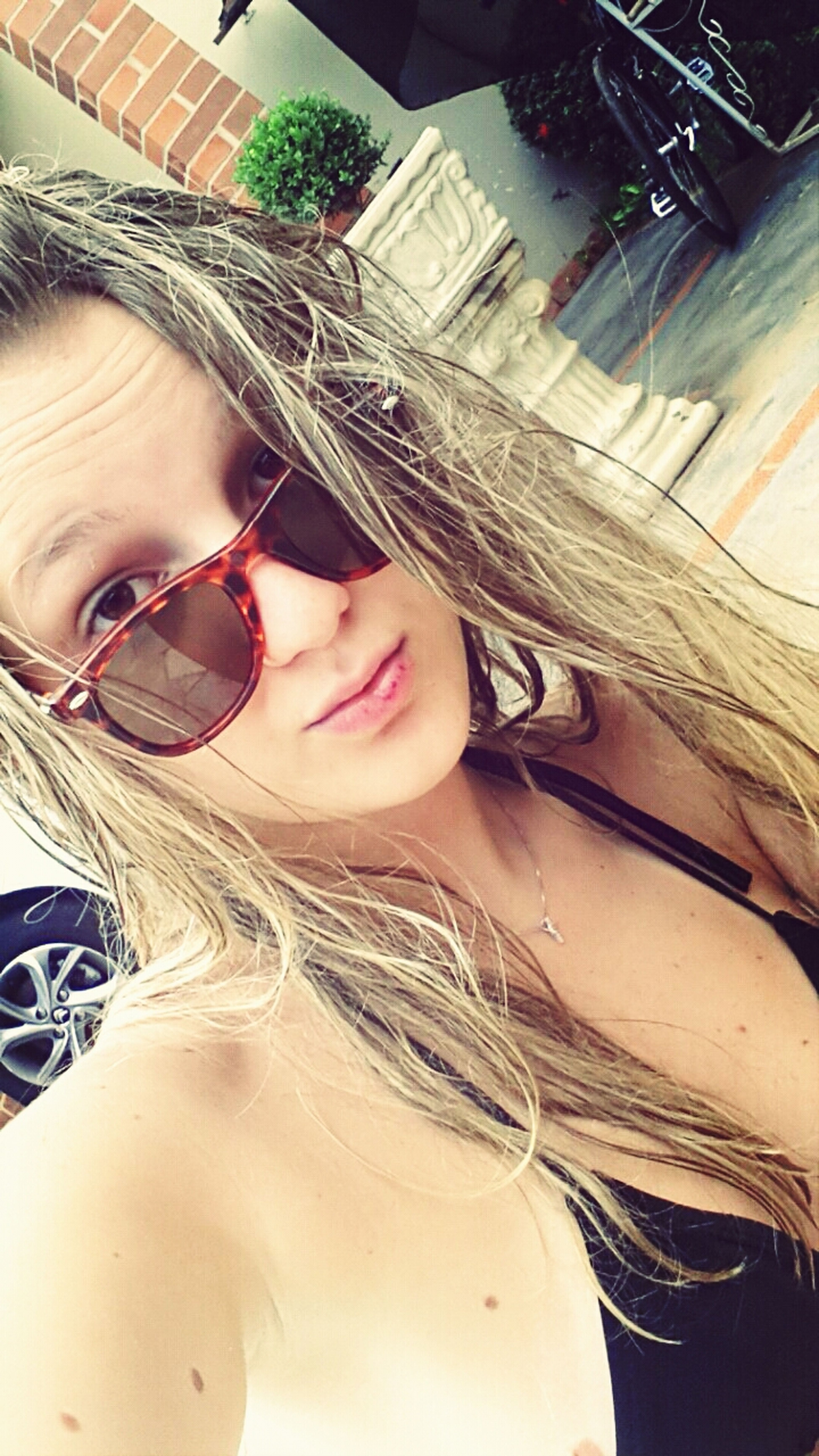 bad hair day after pool! love this city, love the sun, love Brazil Brazil Sun Badhairday