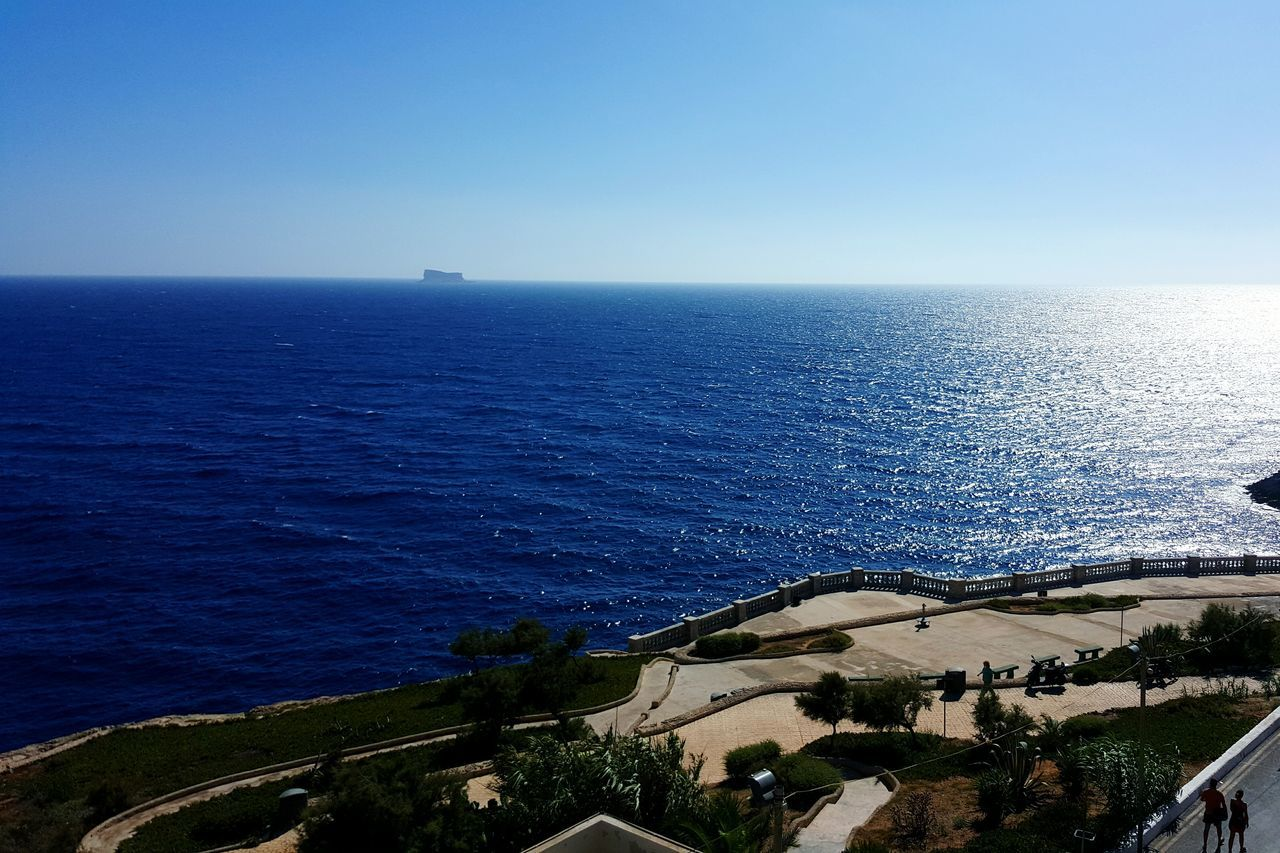 Wied Iz-Zurrieq Blue Grotto Filfla Sea And Sky Sea Hot Day Monday Summer Lunch With A View Landscape