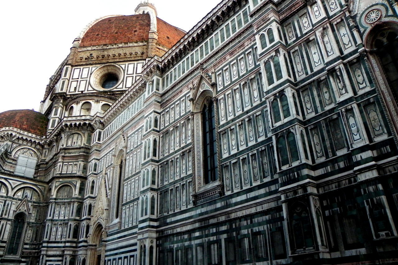 Florence Cathedral Architecture Building Exterior Built Structure Cathedral Europe Florence History Italy Low Angle View Nikon Photography Religion Spirituality Travel Travel Destinations