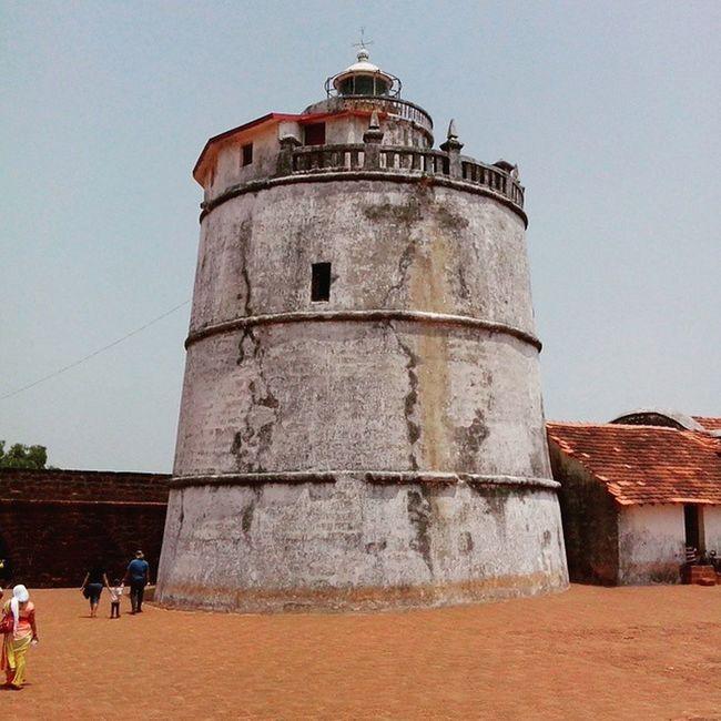 Goa Aguada Lighthouse