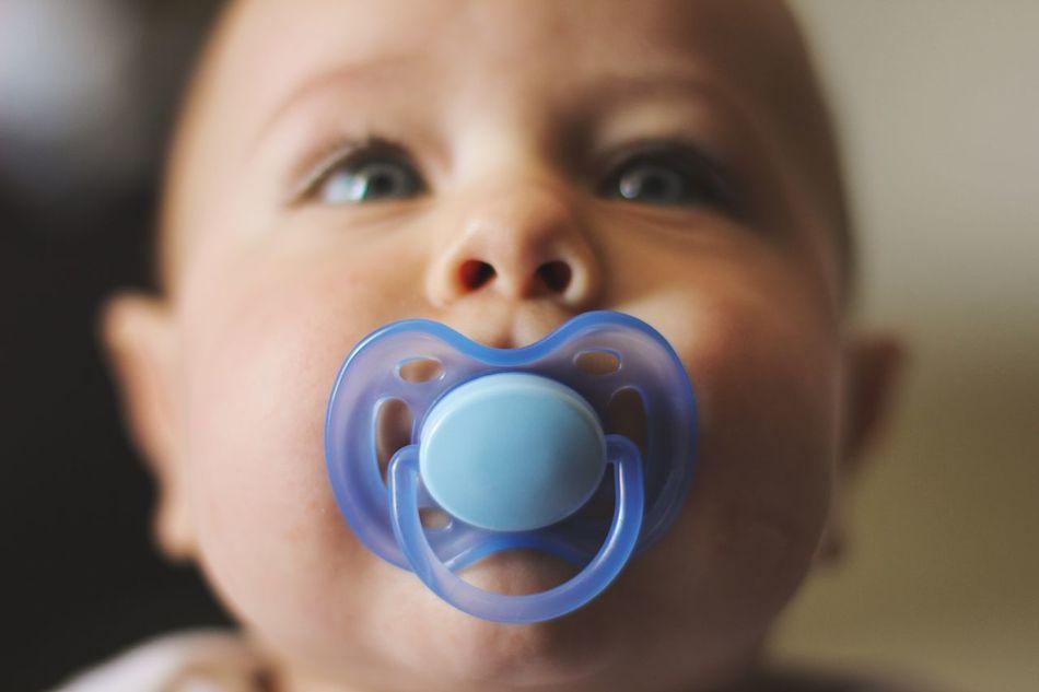 Beautiful stock photos of cute, Babyhood, Blue, Childhood, Close-Up