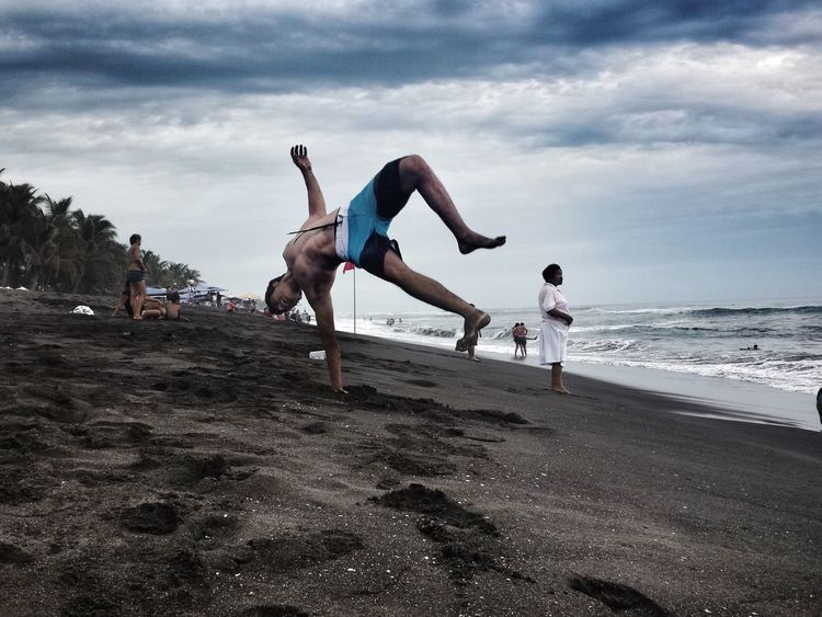 Capoeira Capoeira Time Beach Extreme Adventures Landscape Perfect Day GoPro Hero3+