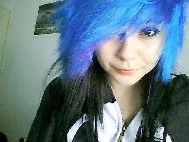 Hair Colored Hair