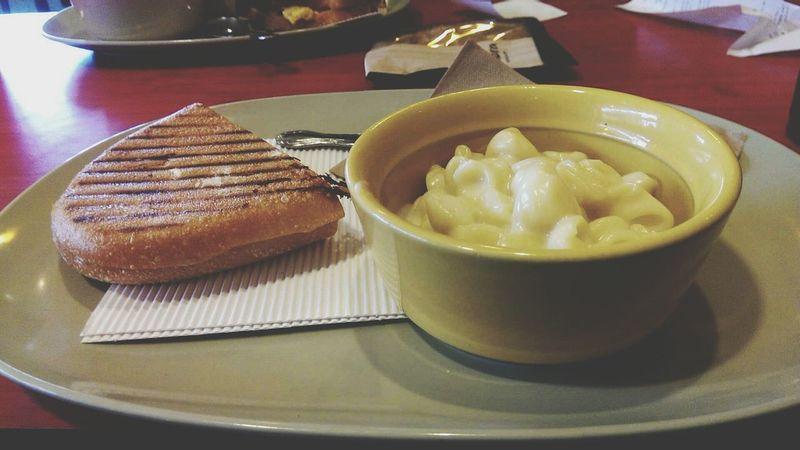 Lunch Panera Bread  Macandcheese