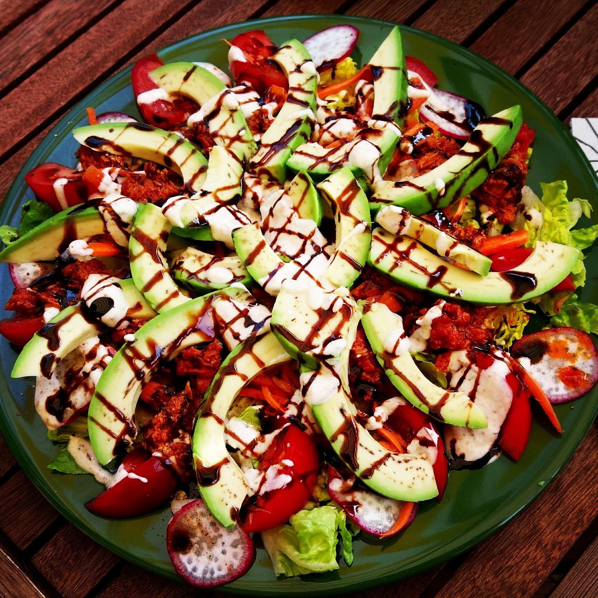 My Favorite Salad Soyummy Salad Salad Bowl Salad Time Lovesalads Salad Days Tuna Salad Avocado Salad Avocadoaddicted