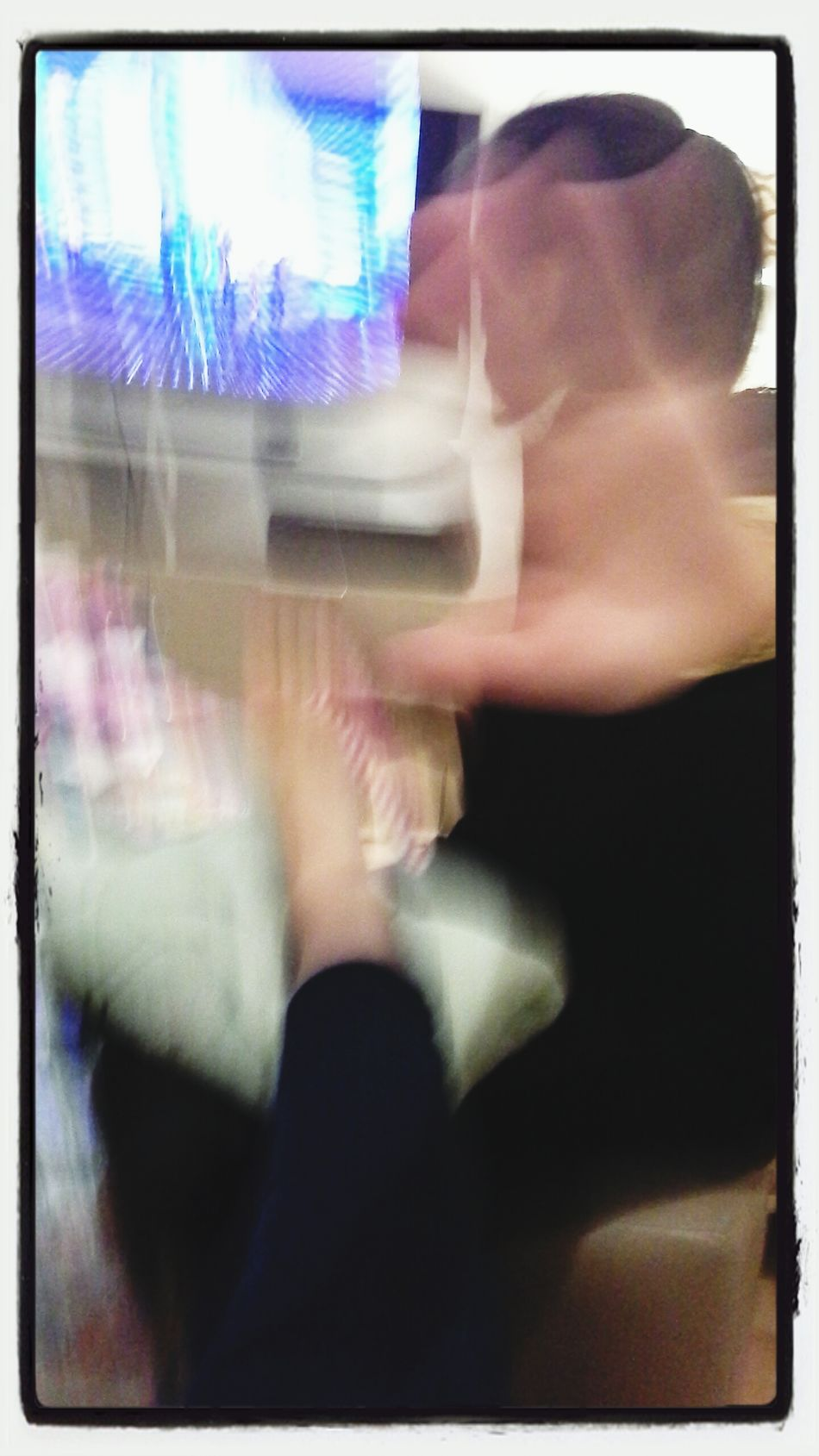 pedicure and X factor