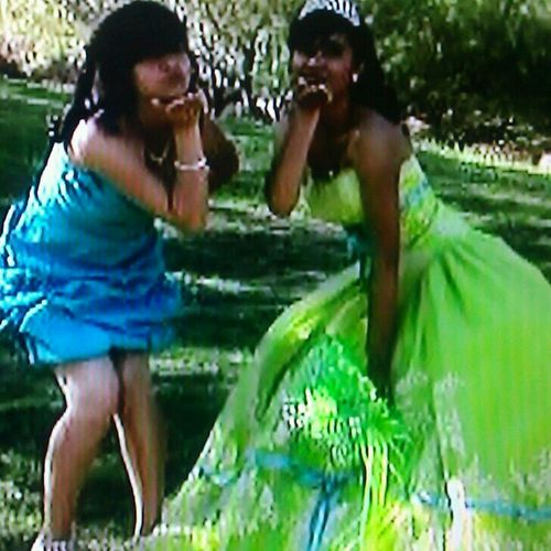 When I was in my sisters Quince <3