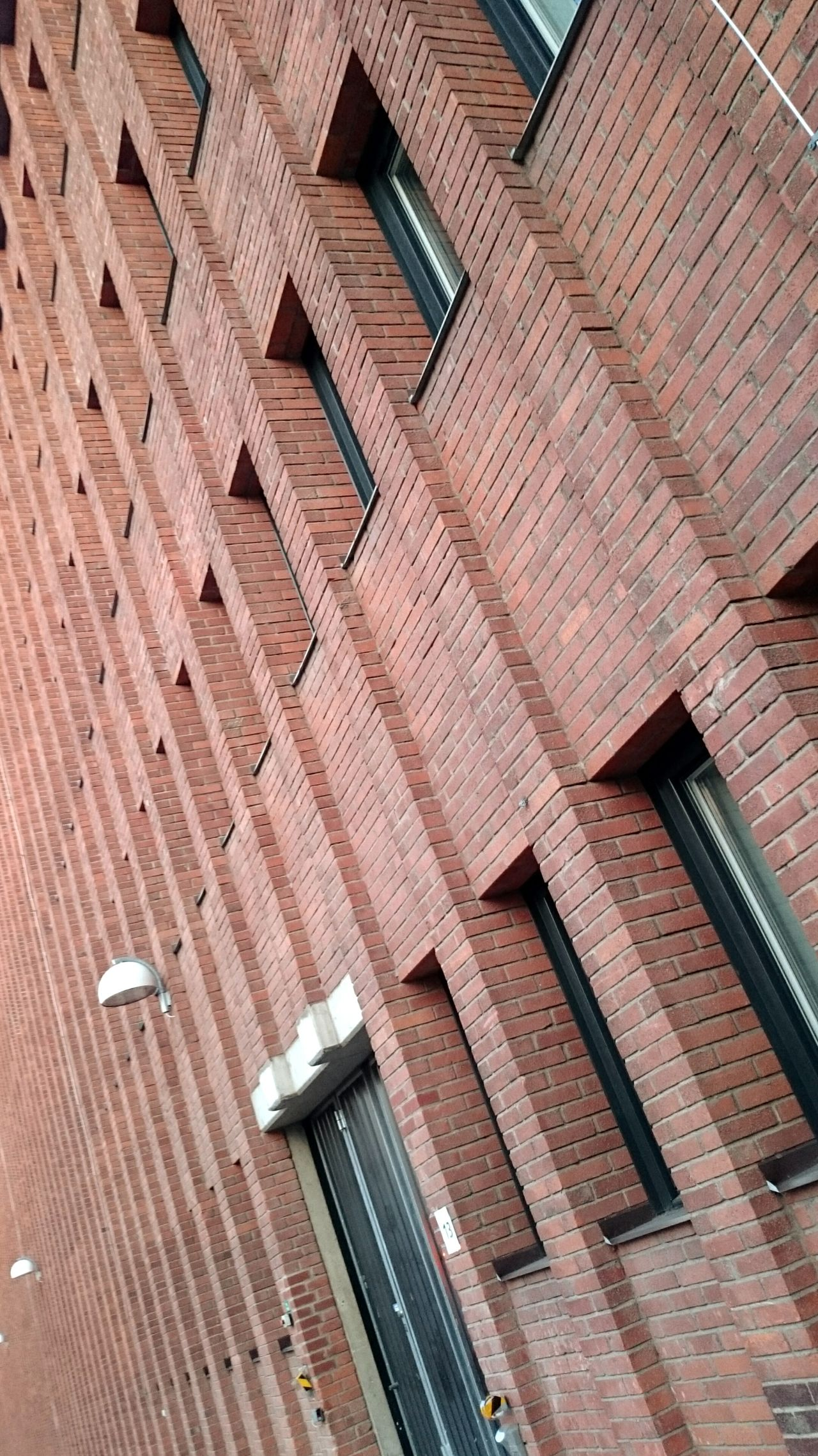 Office Building Solna Strand Solna Brick Building Architecture