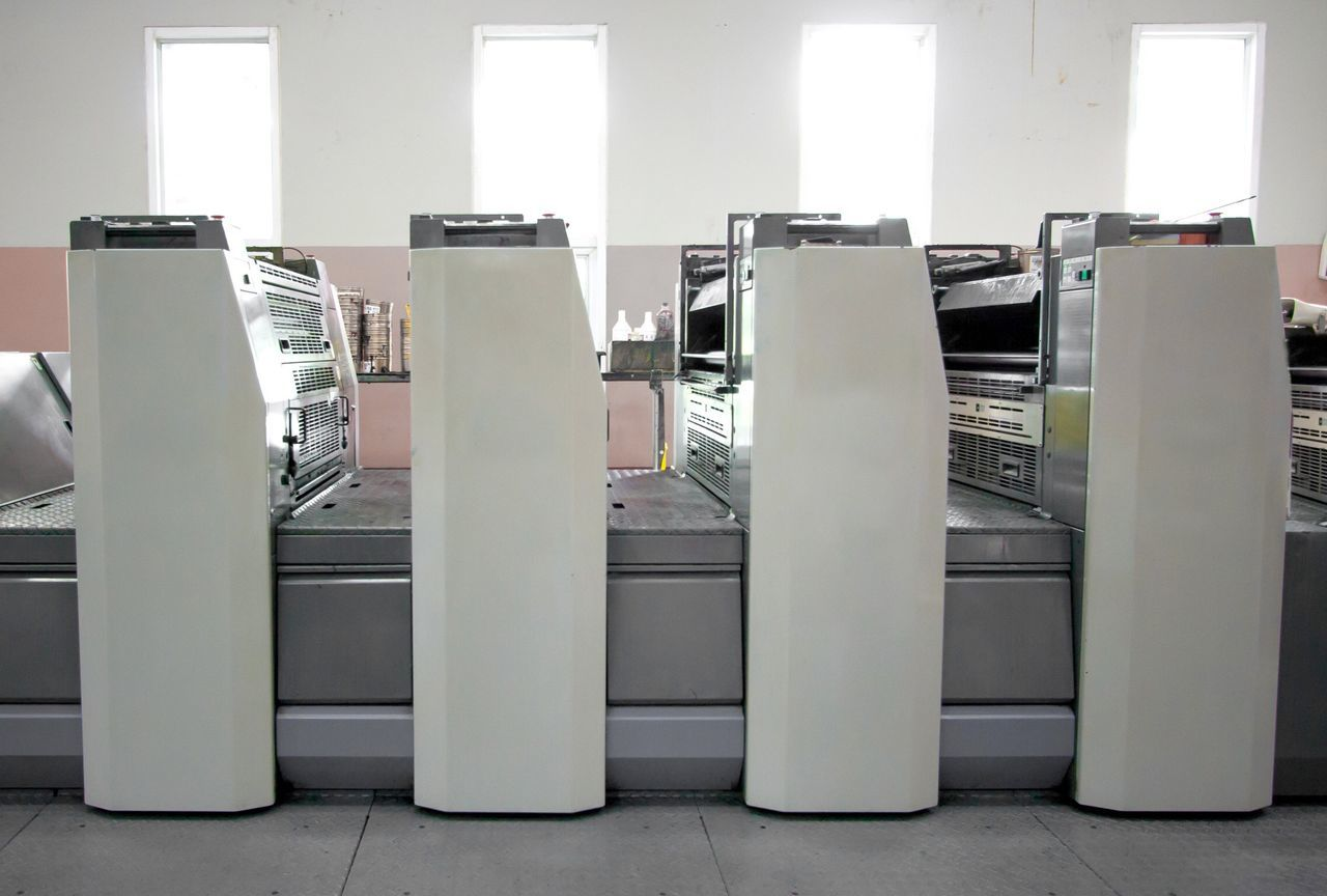 Printing Equipment Printing Machine CMYK Paper Manufacturing Equipment Production Offset Offset Press Press Offset Printing Printingpress Printing Press Printing House Print Prints Printing Printinghouse