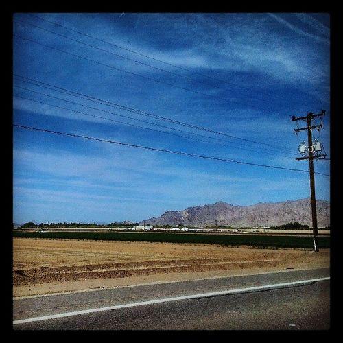 Roadtrip to Lakehavasu SpringBreak USA