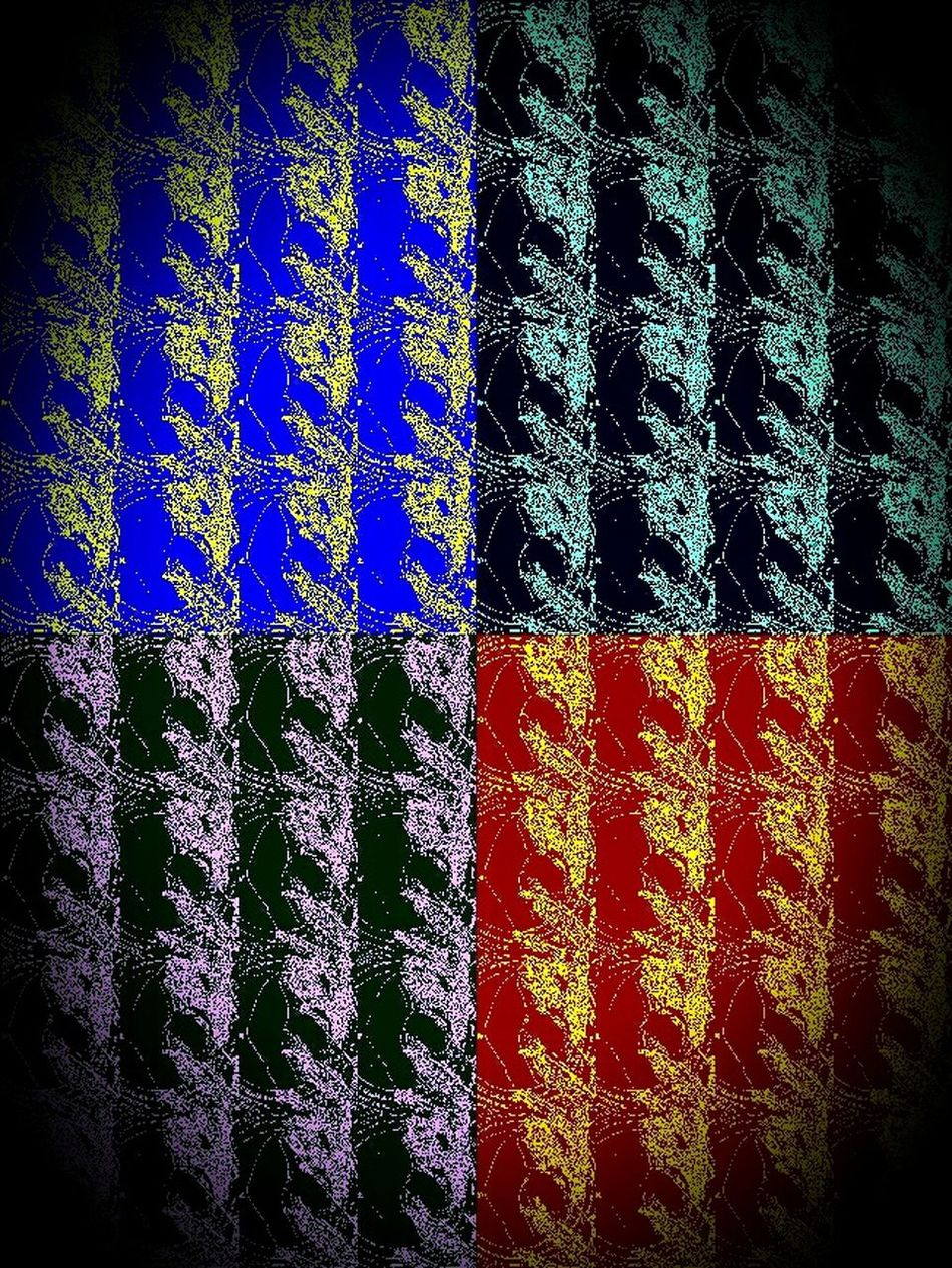 Backgrounds Full Frame Pattern Multi Colored Textile Textured  Close-up No People Indoors  Day Pixelated