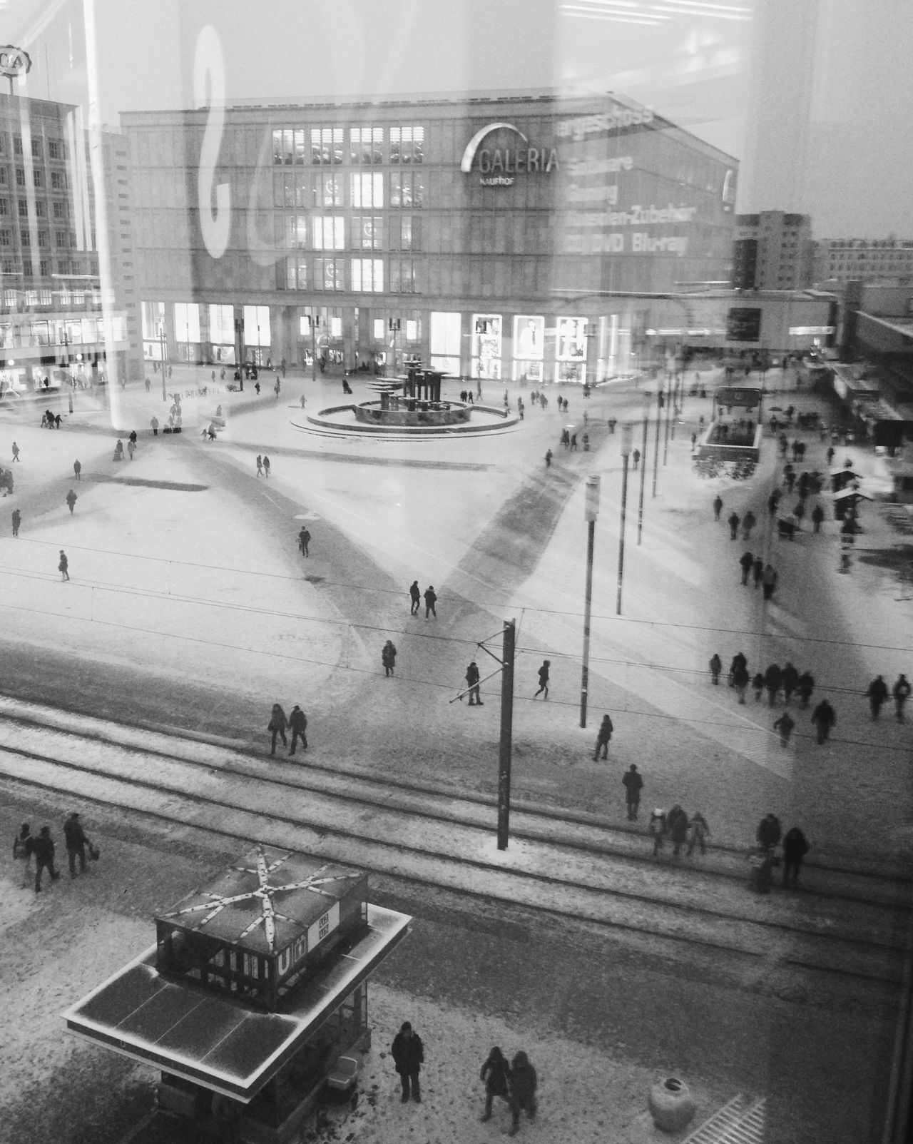 Berlin Berlin Photography Berliner Ansichten People Alexanderplatz City City Life Cityscape Blackandwhite Black And White Bnw Bnw_friday_eyeemchallenge