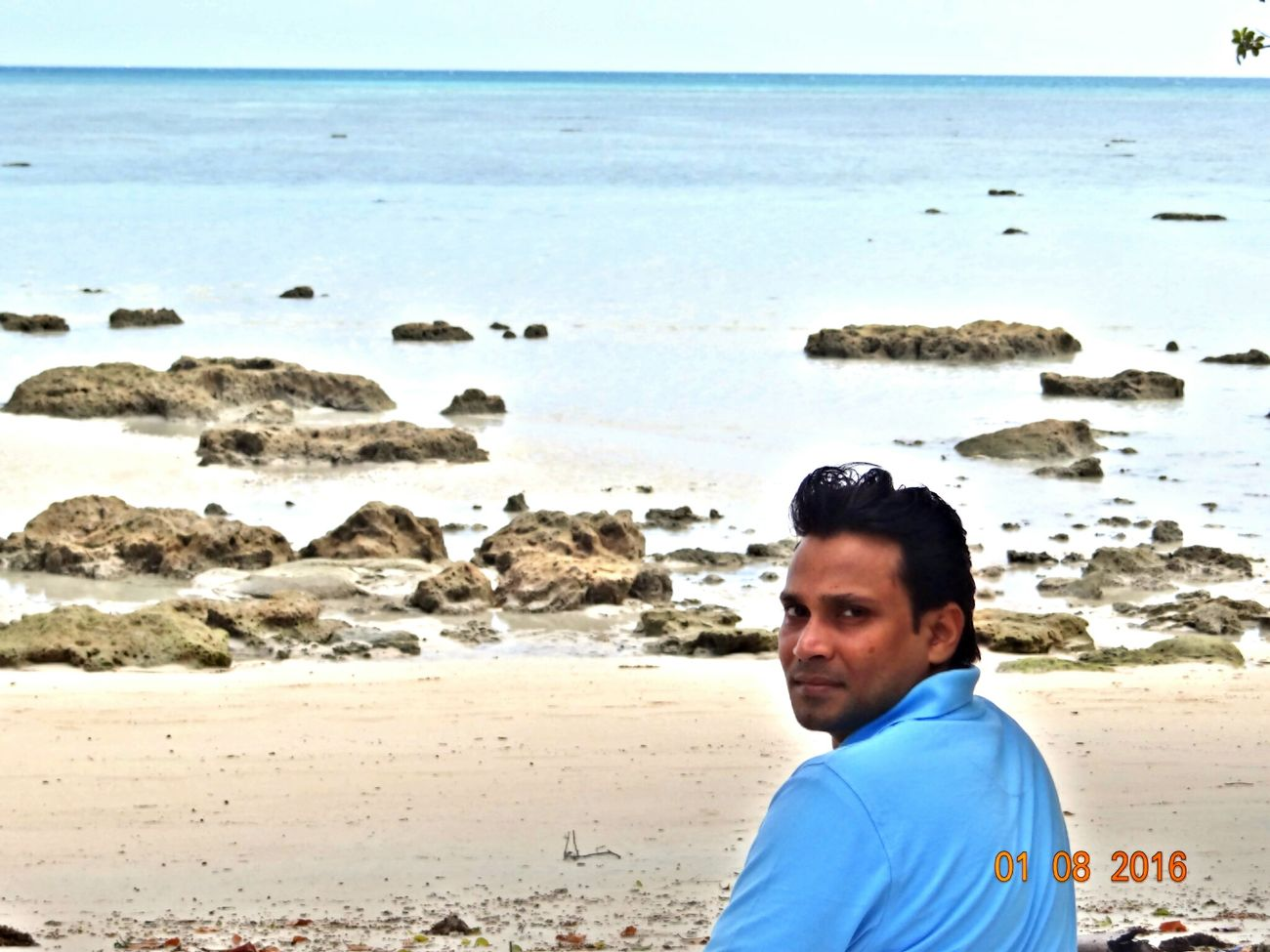 Simply, once upon a time on the other bank of my life! Havelockisland Andaman Sea Andamanislands Portblair Tsunami Area First Eyeem Photo