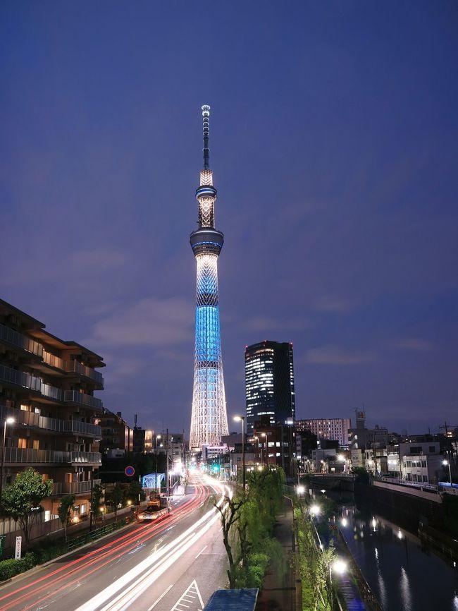 Nightphotography Night View Nightscape Night Lighting Cityscape Japan TokyoNightview Tokyo,Japan Tokyoskytree