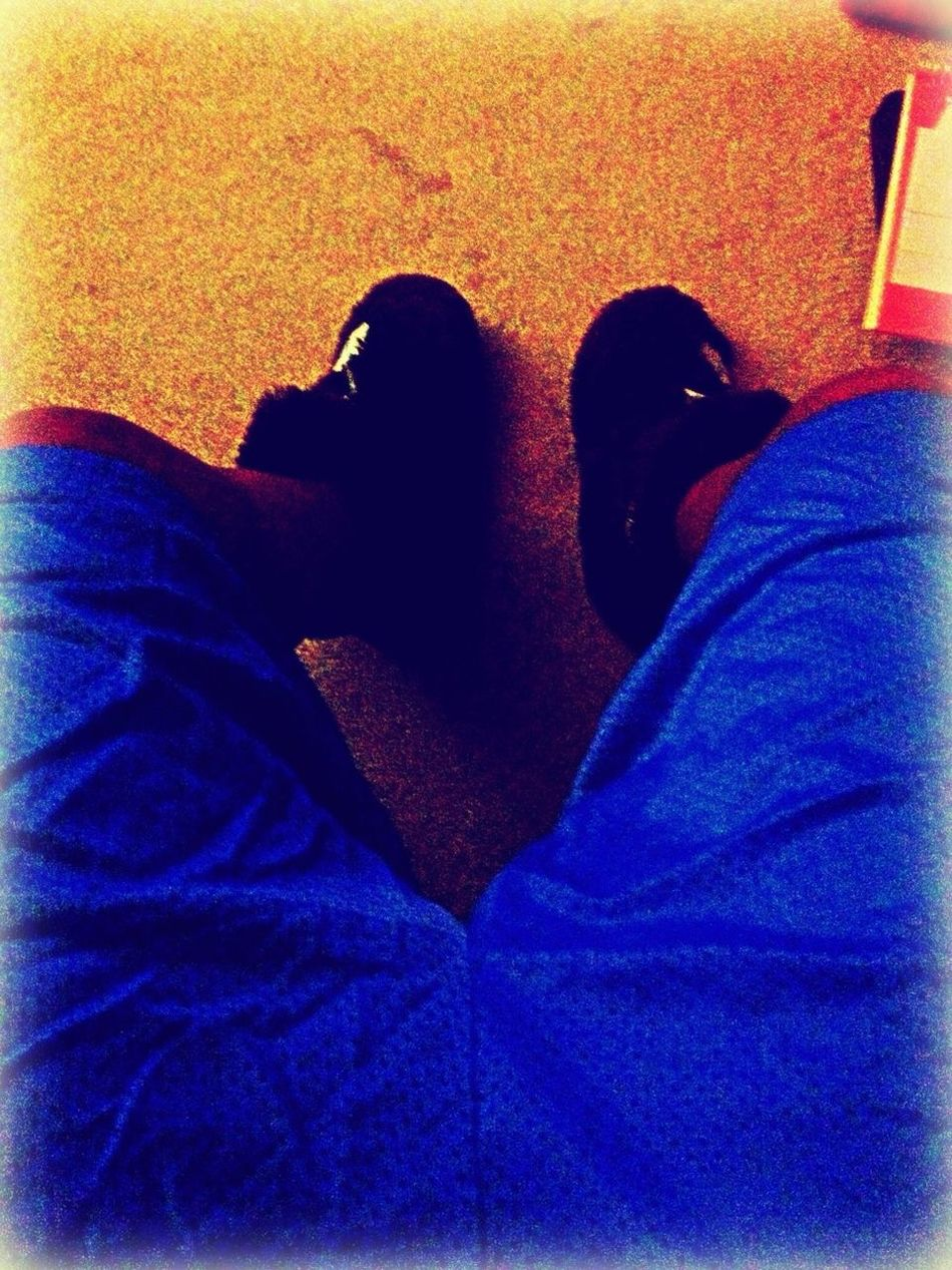 I Stay In Basketball Shorts...