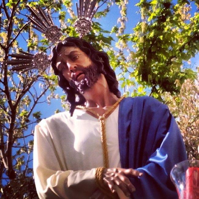 Ntro. Padre Jesús en su Prendímiento (Bda. Villegas) Cuaresma2014 Sevillahoy TDSCOFRADE