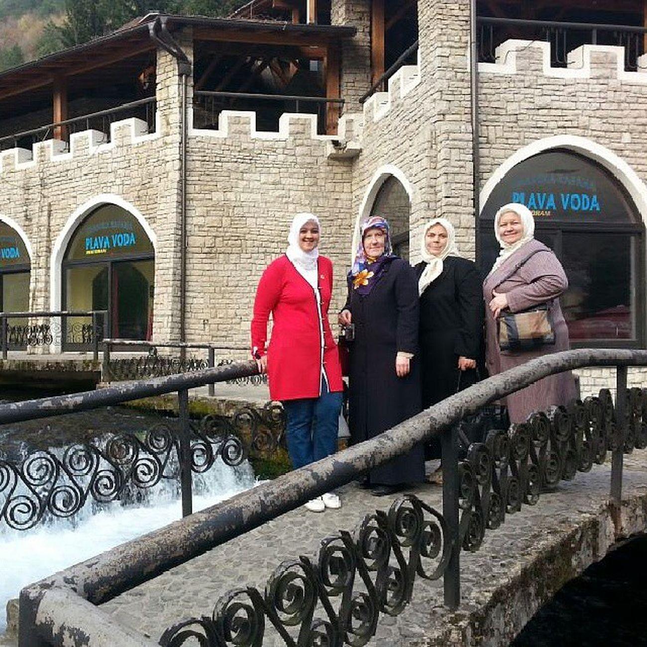 Altin Kızlar Bosna da :)))