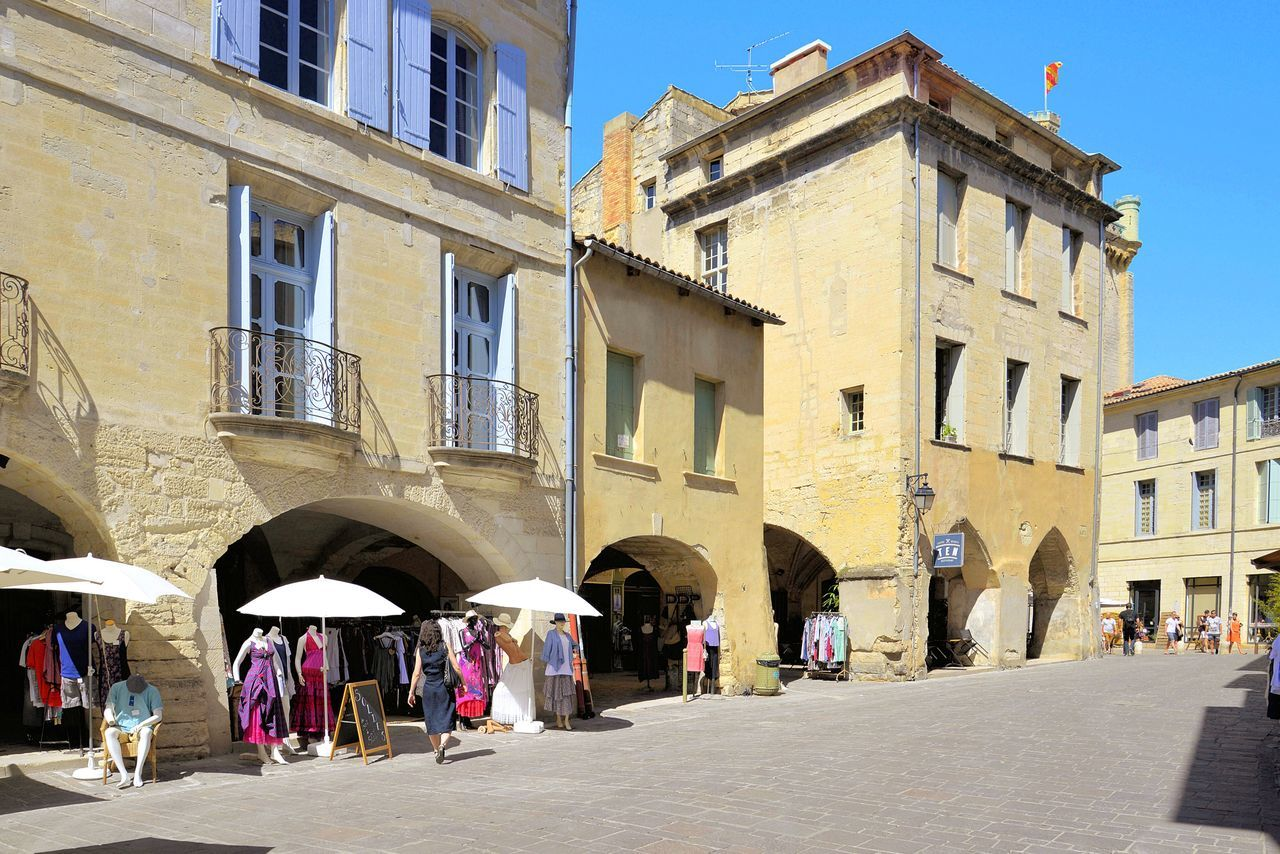 France🇫🇷 Uzés Provence Street Photography Summer Feelings  Holidays ☀ Shopping ♡ Enjoying Life EyeEm Best Shots Enjoyment