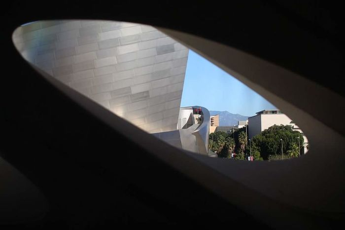 The Broad, Los Angeles, California Architecture Architecture_collection Art Gallery California DowntownLA La Los Angeles, California Modern Modern Architecture Museum The Broad Walt Disney Concert Hall