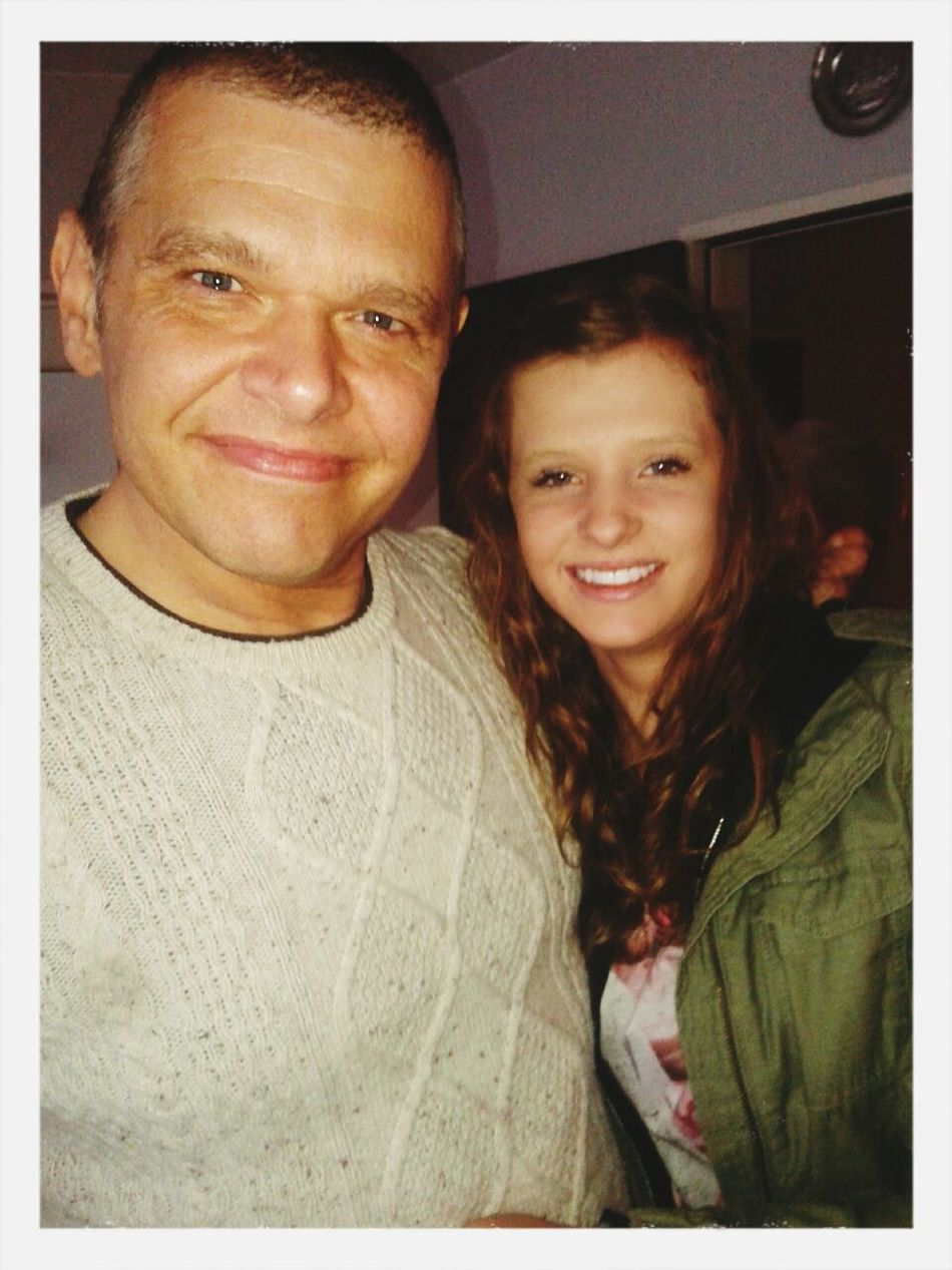love you paps ♥