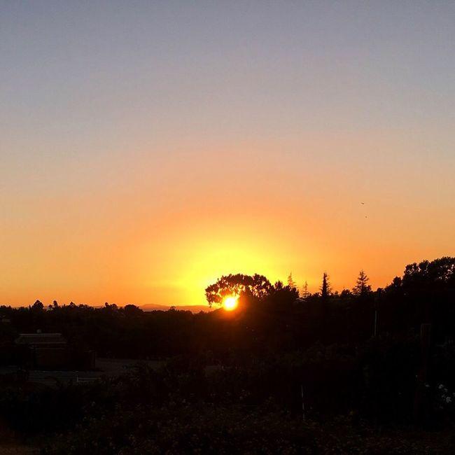 California Sunset Temecula
