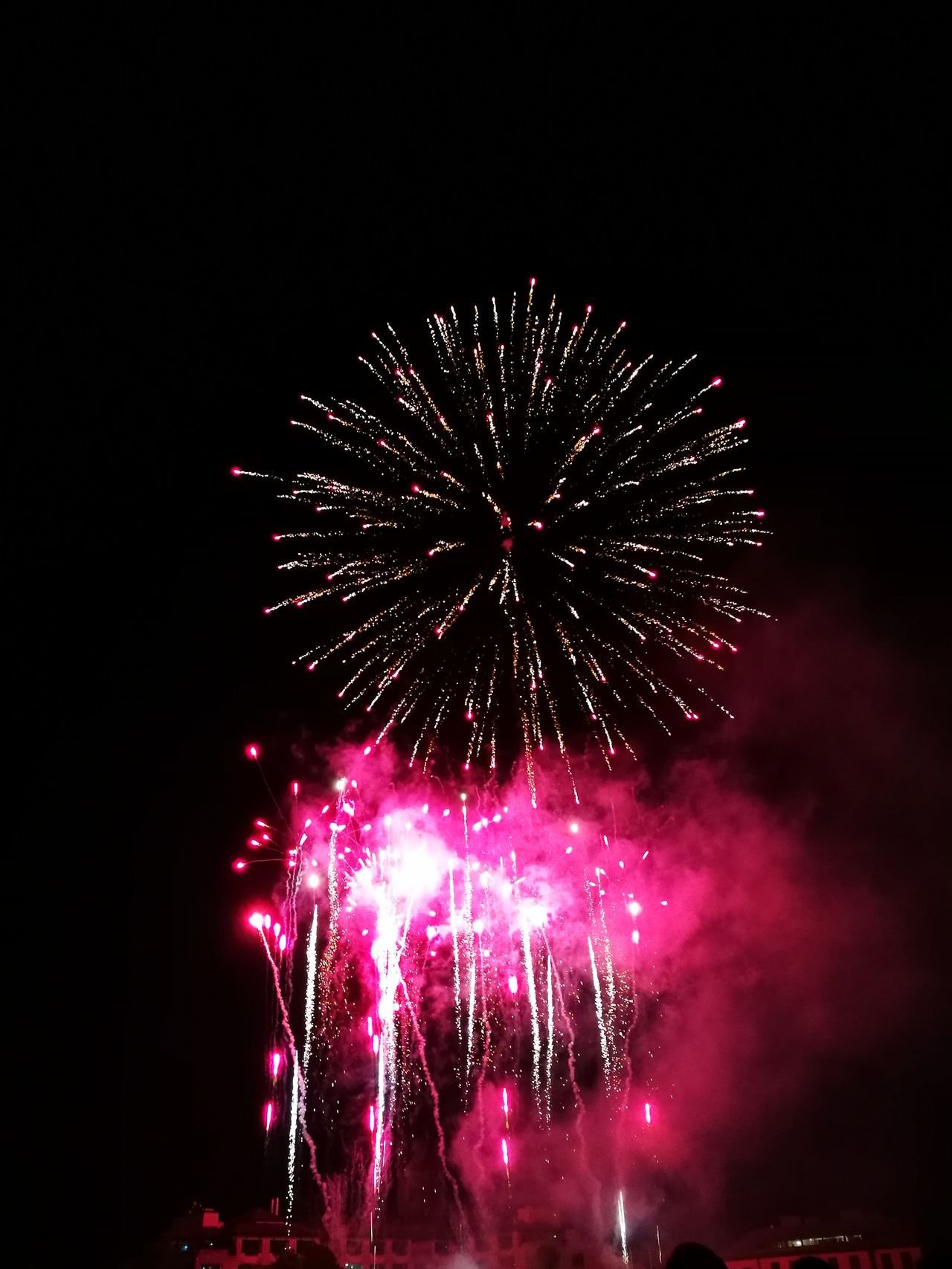 Firework Display RiverFest Limerick City First Eyeem Photo