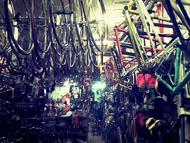 Budapest Bikeporn My Favorite  Bikeshop Recikli Fotor Bycicle Shop
