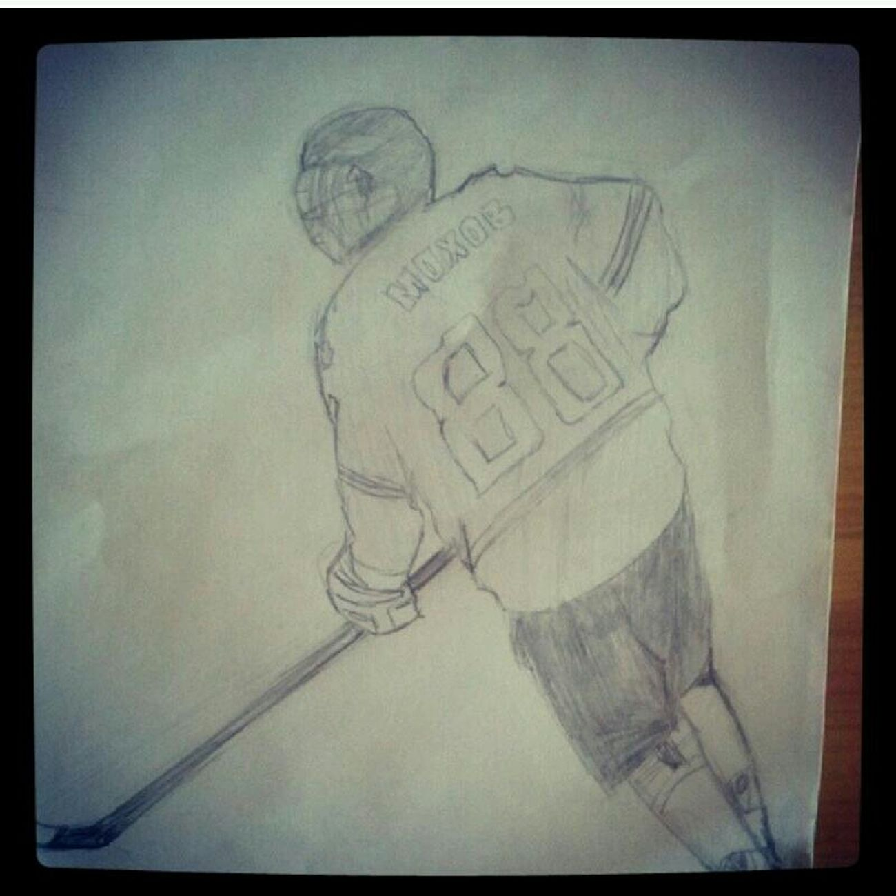 Art, Drawing, Creativity Ivanmokhov Hockey Onelove88:)
