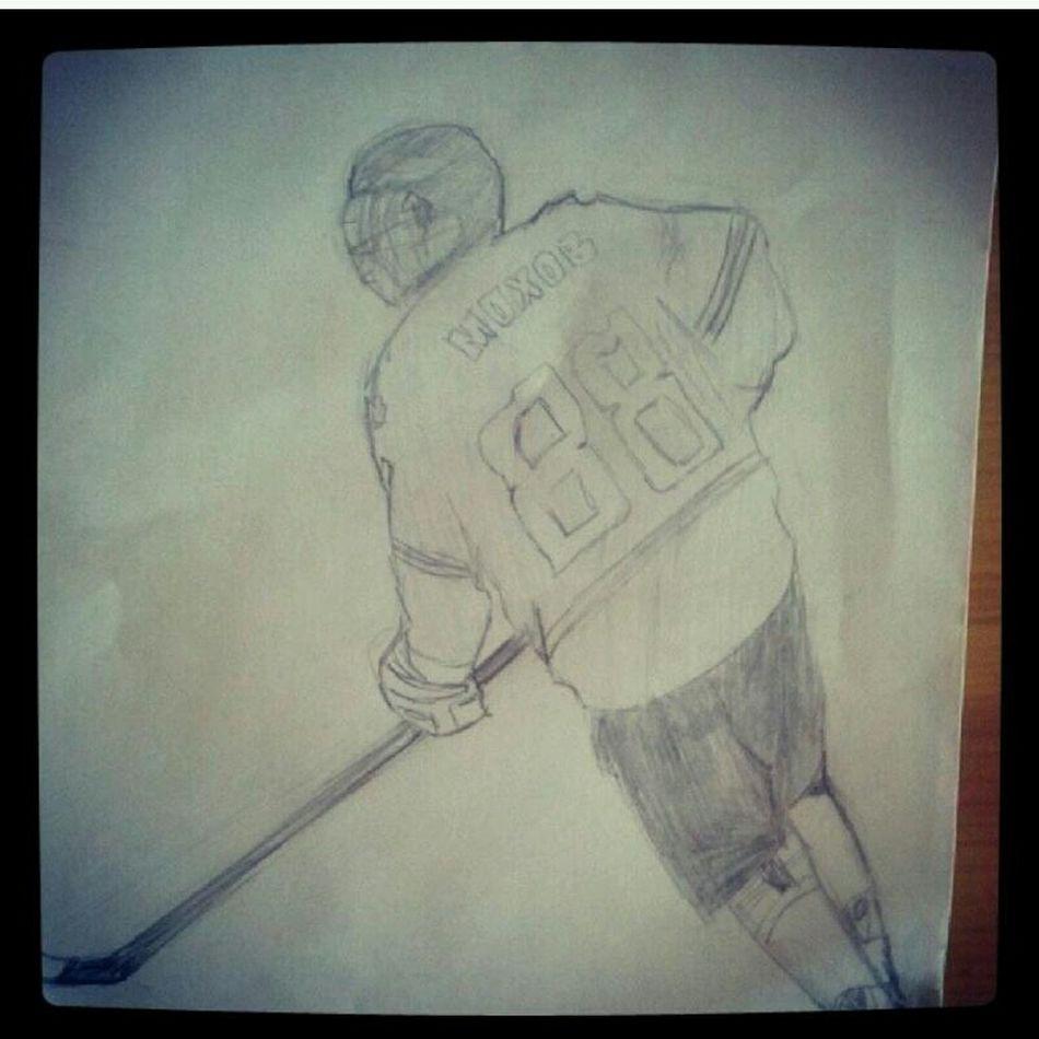 Art, Drawing, Creativity Ivanmokhov Hockey Onelove88:)